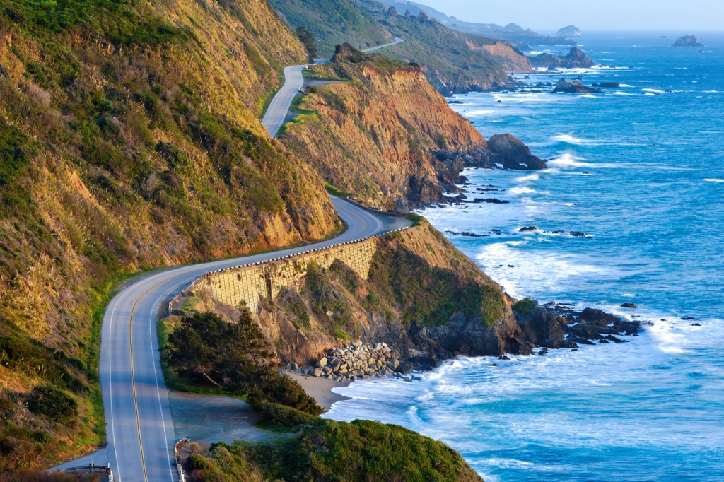 Take a Trip Down California's Pacific Coast Highway with Coconut Club Vacations