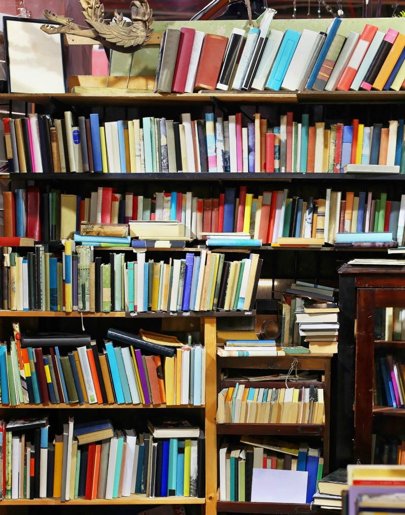 5 Independent Bookstores