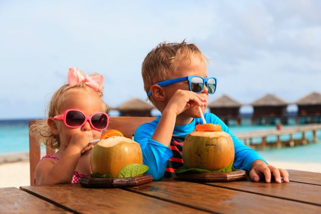 Best Resorts if you are Bringing a Toddler