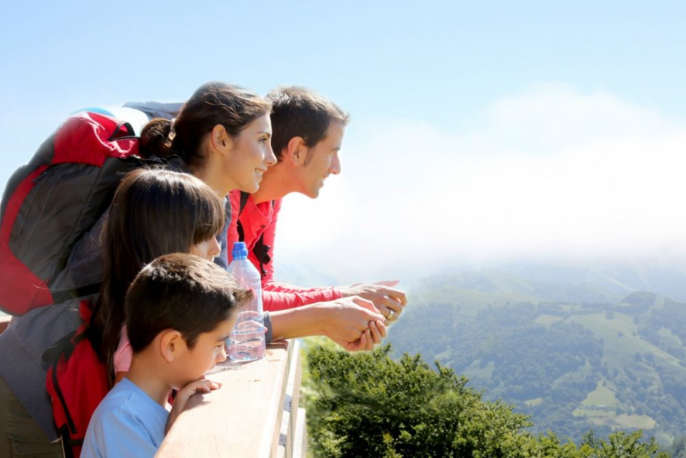 Family Vacations at Natural Wonders