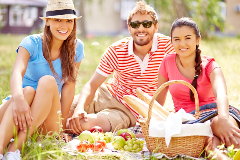 Coconut Club Vacations Reviews California's Best Places to Picnic