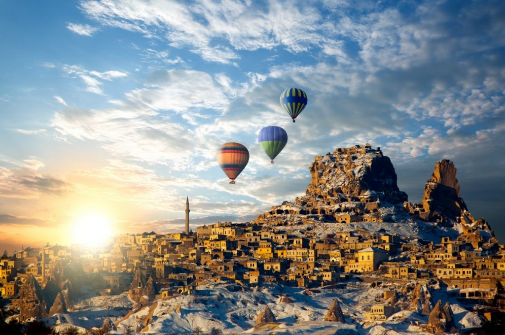 The Fairy Chimney Inn of Cappadocia